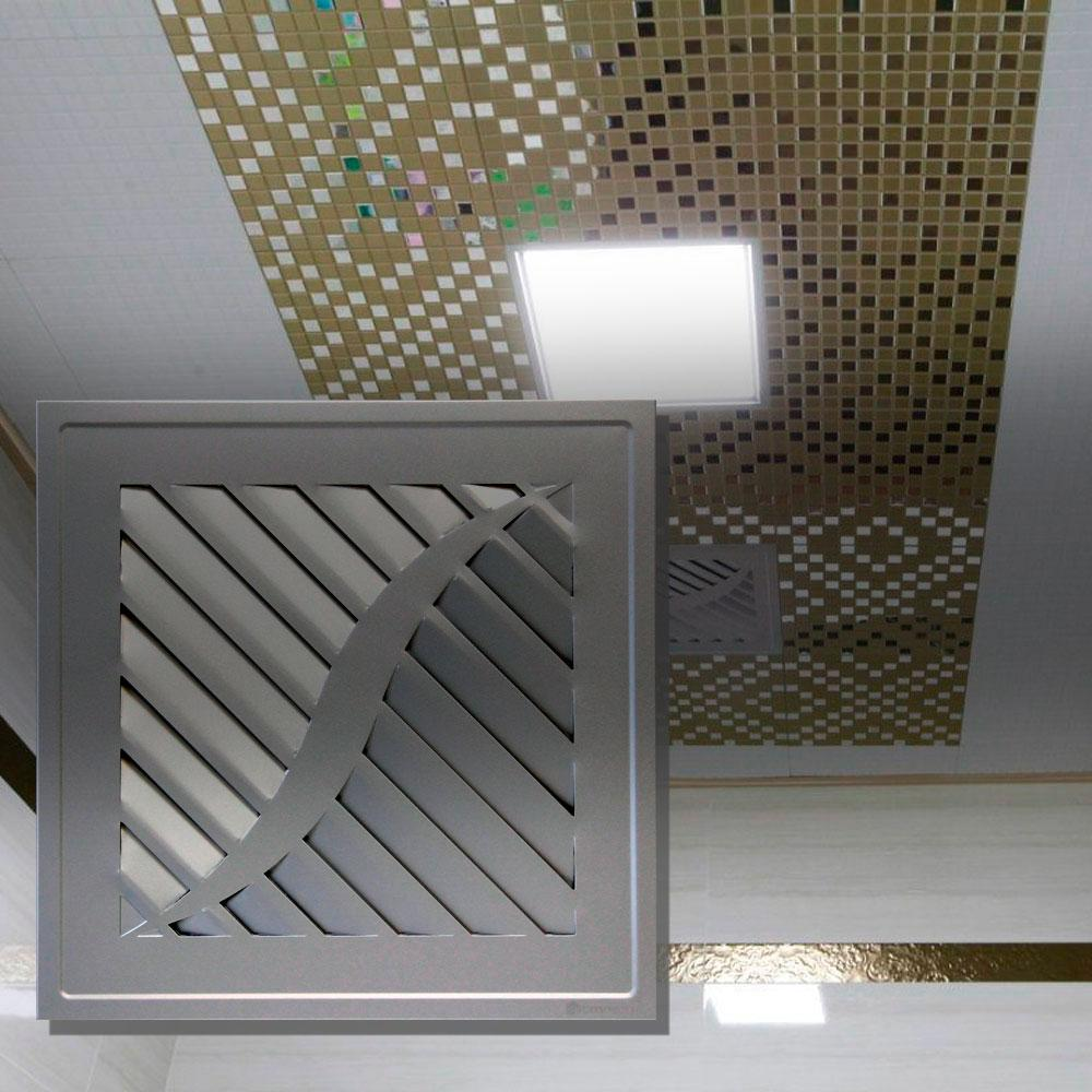 Вентиляция и вентиляционные решётки
